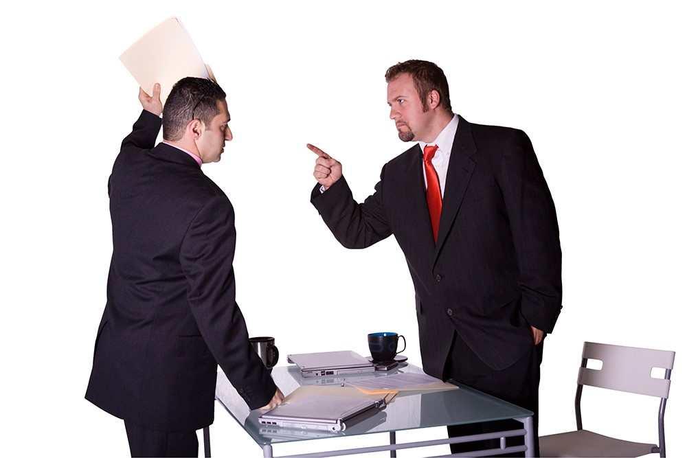 споры между работником и работодателем рассматриваются